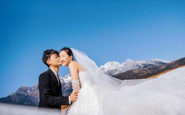 丽江旅拍婚纱照需要准备什么