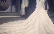 各种各样的婚纱款式盘点