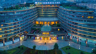 杭州温德姆豪廷大酒店