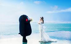 在三亚拍婚纱照多少钱?