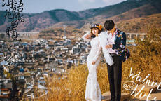 云南大理拍婚纱照景点