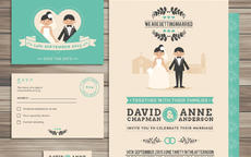 婚礼请柬的格式与范文