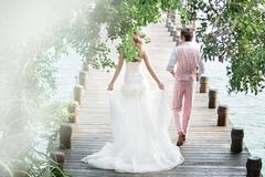 婚纱摄影师一个月挣多少钱?