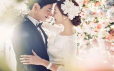 韩式内景婚纱照特点