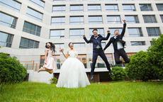 结婚祝福语大全八字成语大全