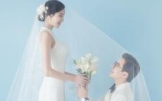 最新韩式婚纱摄影怎么拍好看
