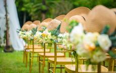 普通真实婚礼现场图片 布置婚礼的小技巧有哪些