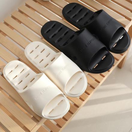 EVA软底速干浴室居家防滑情侣拖鞋