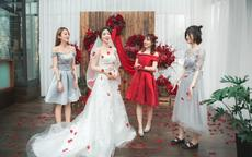 最感动的新娘婚礼感言大全