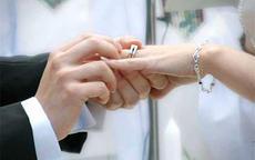 求婚戒指跟结婚戒指是同一个吗