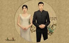 中式复古婚纱照好看吗