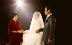 婚礼上感恩父母的话语简短