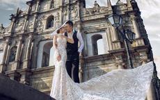 澳门婚纱摄影多少钱?