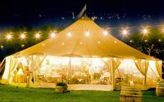 请问婚宴充气帐篷价格大概是多少?
