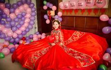 中式婚礼怎么办?