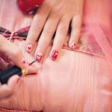 拍婚纱照有必要做美甲吗