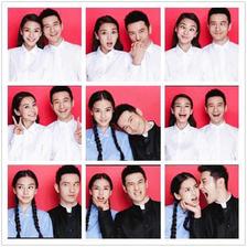 张若昀唐艺昕结婚证件照曝光,他终于娶了备忘录里的女孩