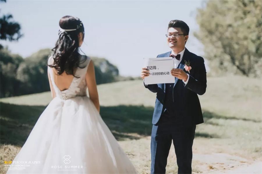 创意婚礼视频的点子