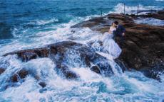 青岛结婚照适合在哪里拍