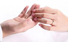 结婚戒指男生应该戴哪只手?