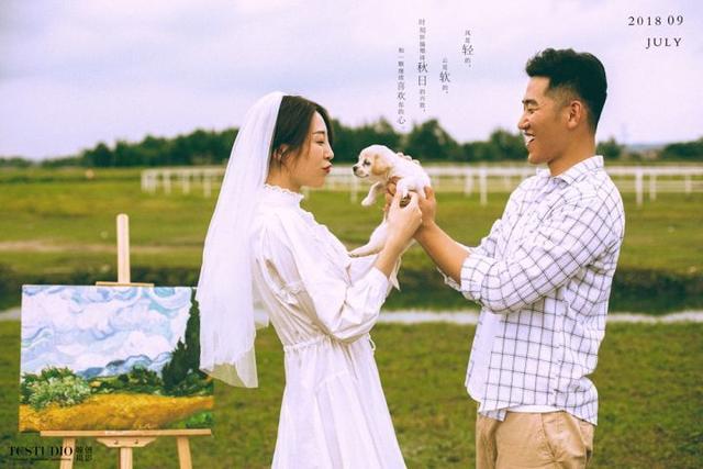 /小清新婚纱照
