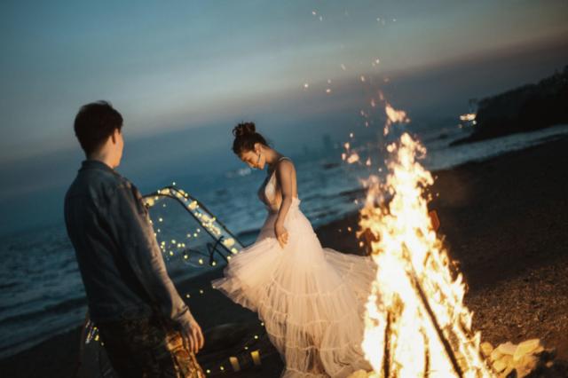 大连旅拍婚纱照