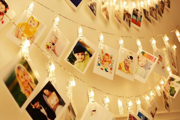 照片墙求婚