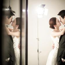 韩式婚纱照新娘造型特点