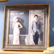婚纱照什么相框好 挑婚纱照相框技巧