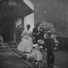 奥黛丽赫本婚纱照 优雅的赫本风婚纱照