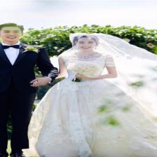 明星婚礼图片欣赏,看看哪种风格更适合你