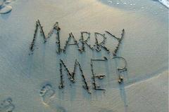 一个人可以完成的求婚仪式