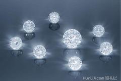 水晶和钻石的区别肉眼如何区分