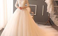 公主款式婚纱适合什么身材