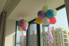 简单又清新,这三种婚房气球布置技巧学习一下吗?