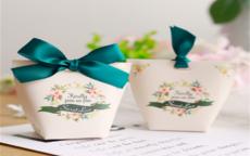 结婚喜糖盒批发价格及流行款式