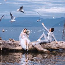 大理洱海拍婚纱照要多少钱 效果怎么样