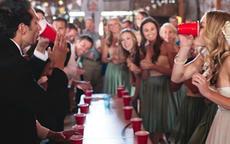 婚礼现场17款经典小游戏 让你的婚礼嗨翻天