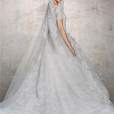 2019最新婚纱款式