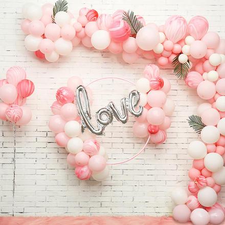 樱花之恋气球