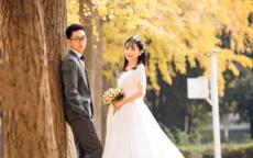 11月份成都婚纱照银杏主题去哪拍好  这几个地方好看人还少