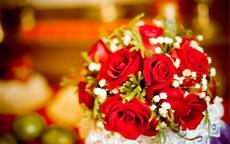 参加婚礼祝福新婚的感人句子