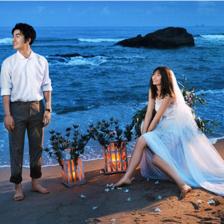 去青岛拍婚纱照要几天