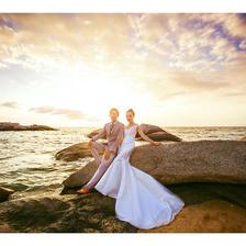 青岛婚纱摄影 | 海景婚纱照这么拍才好看