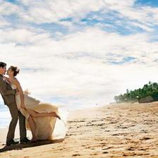 青岛婚纱摄影   海景婚纱照这么拍才好看