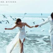 青岛婚纱照旺季 什么时候是青岛婚纱照万能拍摄季节