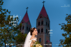 青岛拍婚纱照唯一视觉怎么样 有哪些套餐