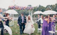 国外草坪婚礼流程