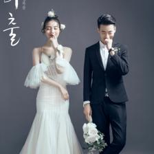 青岛哪里拍韩式婚纱照好