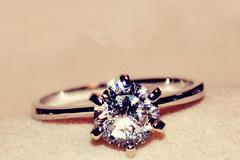 订婚戒指戴哪个手指女2021